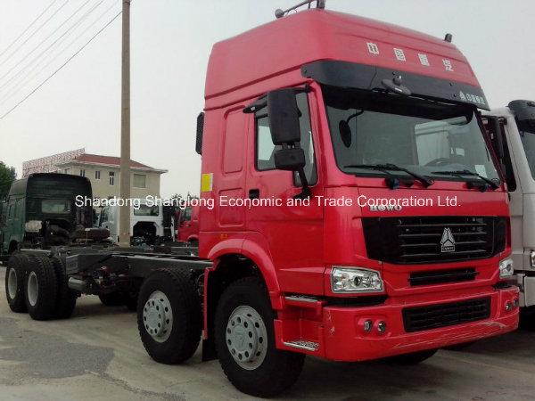 HOWO Sinotruk 8X4 Stake Cargo Truck