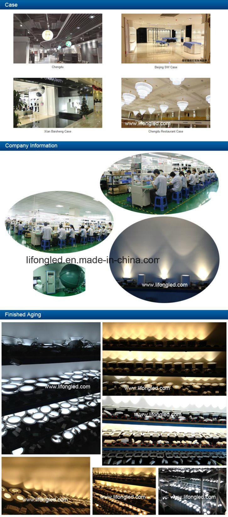 China Factory 7W G24 PLC SMD2835 LED Plug Light