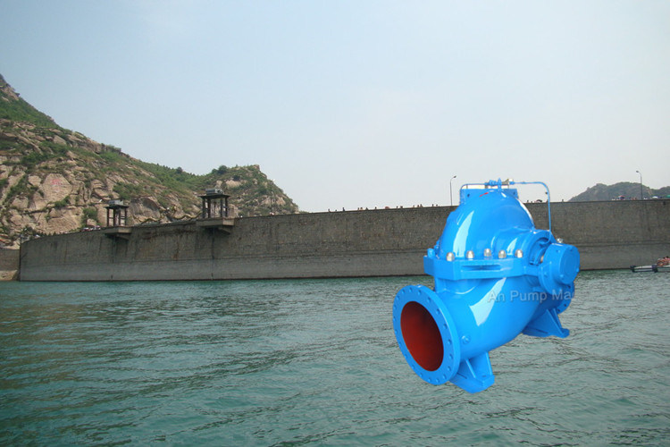 Horizontal Double Suction Split Case Irrigation Centrifugal Water Pump
