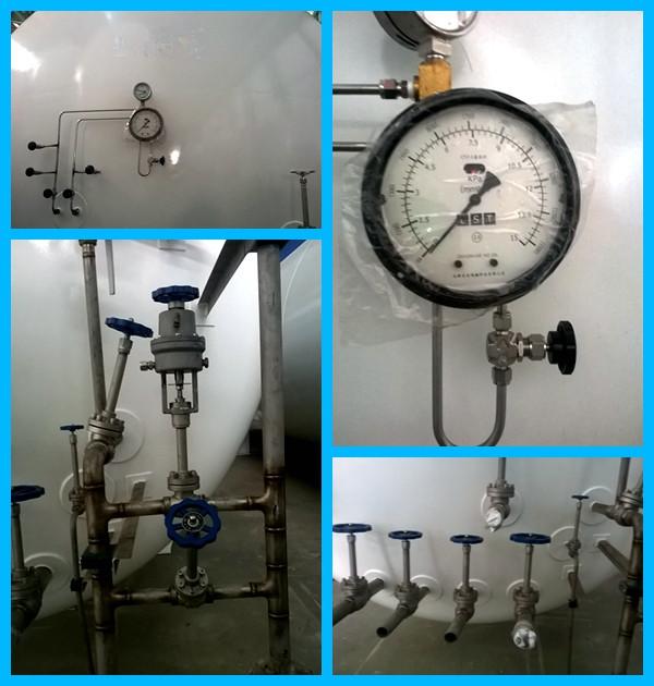 2014 New Low Price and High Quality Liquid Nitrogen Tank (CFL-20/0.6)
