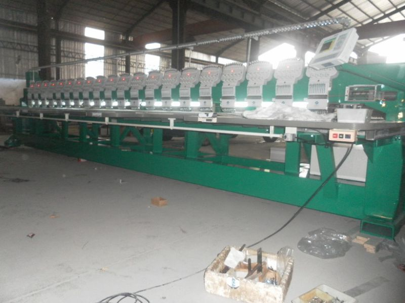 Venssoon Brand Flat Embroidery Machine
