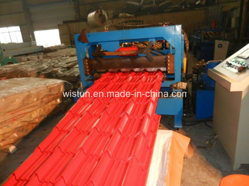 Corrugated Steel Sheet Pile /PPGI Sheet for Roof