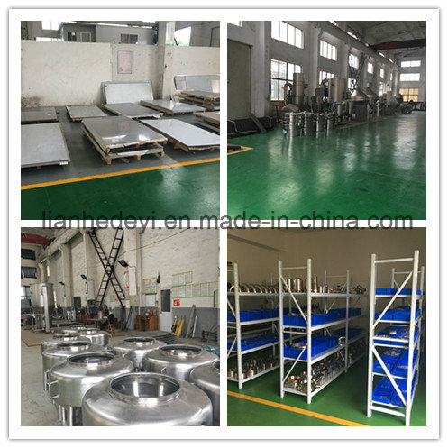 Eyh-8000A Two Dimensional Swing Mixing Machine