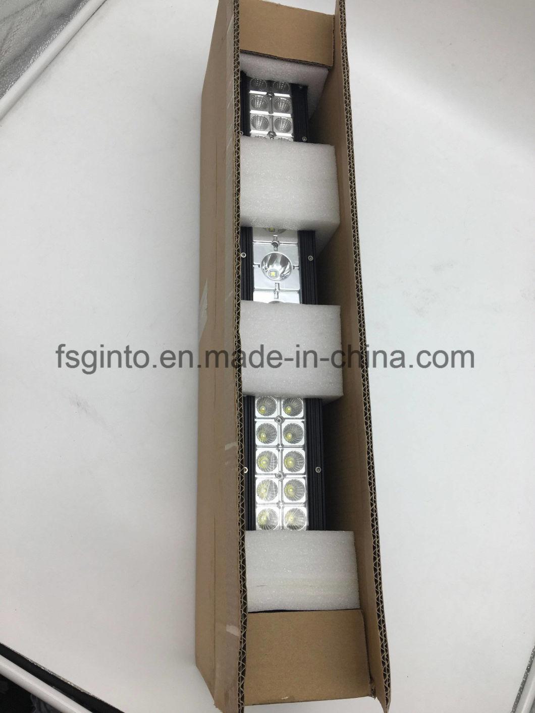 10-30V Waterproof off Road Curved LED Light Bar for Pickup