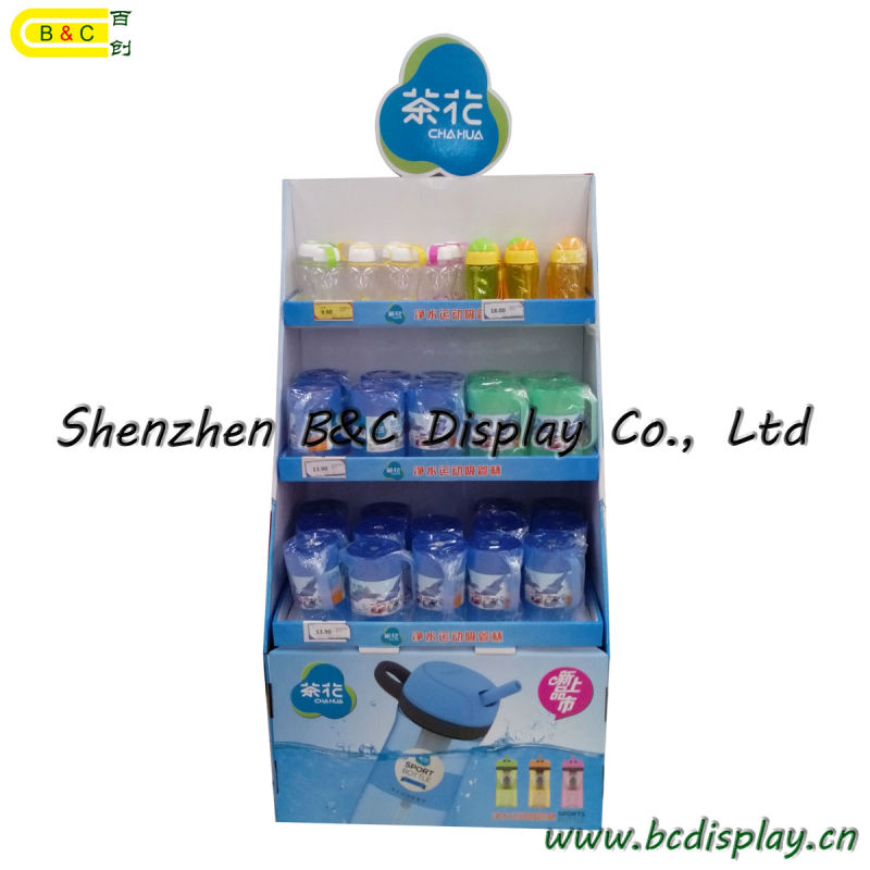 The Cups Paper Display Stands (B&C-A088)