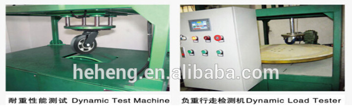 3-5 Inch Wholesale Medium Duty Stainless Steel Caster Wheel