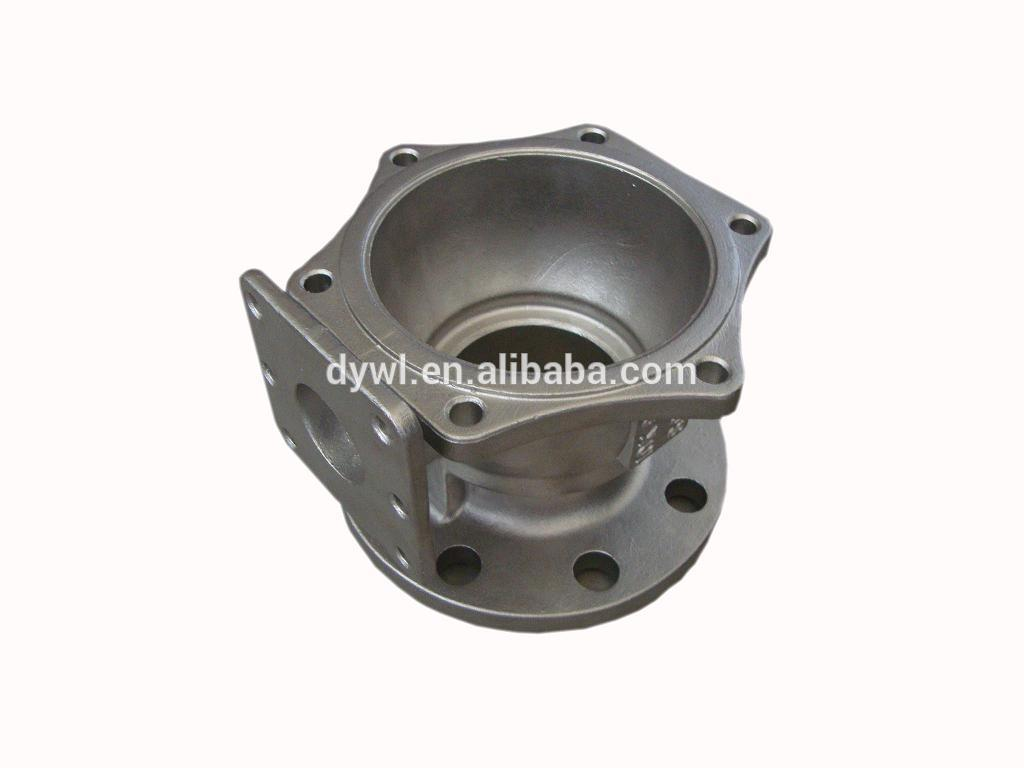 pump impellers stainless steel casting machine house