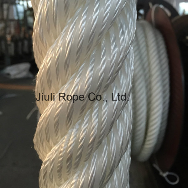 Atlas Rope, Mooring Rope, Nylon Sing Filament 6-Ply Composite Rop