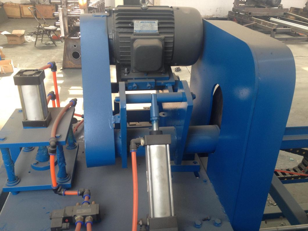 Hydraulic Steel Reinforcement Roll Forming Machine for PVC Windown and Door