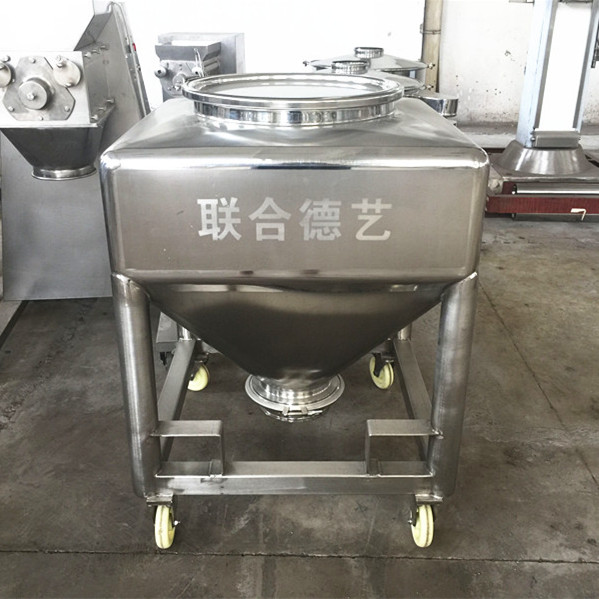 Rlk Series Stainless Steel Lifting Mixing Hopper