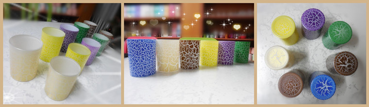 Customized New Design Soy Candle for Various Occasion