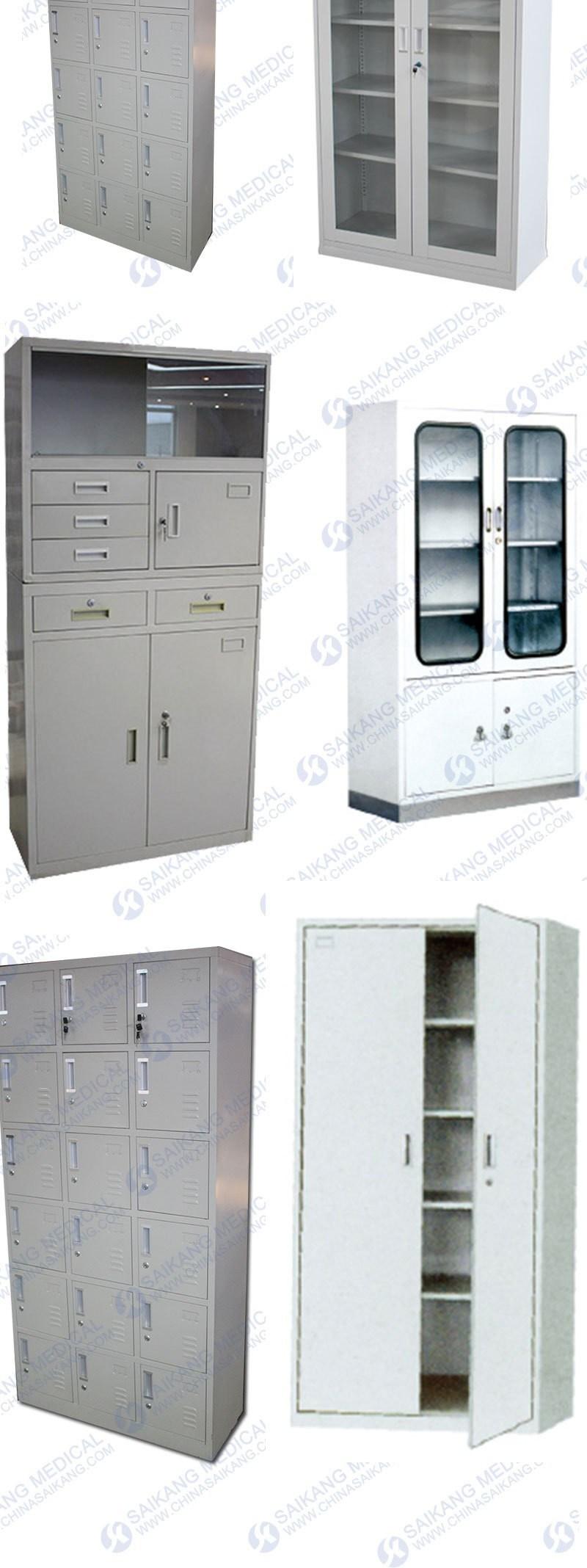 Steel Equipment Medical Storage Instrument Cabinet