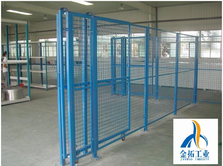 Galvanized and PVC Coated Welded Wire Mesh Fence for Garden