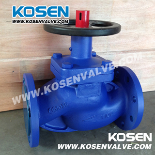 DIN Ksb Type Bellow Seal Valves (WJ45)
