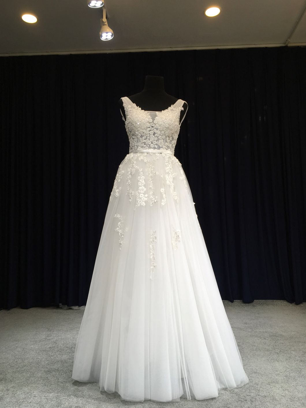 Aoliweiya Newest Designer Sheath Wedding Dress