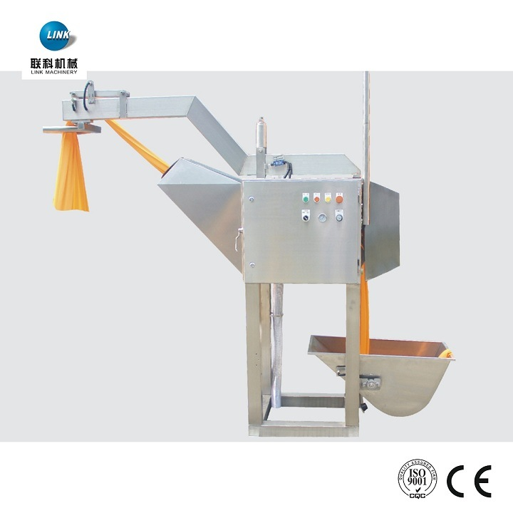 Textile Dyeing Finish Wet Process Rope Opener Washing Squeezing Slitting Machine