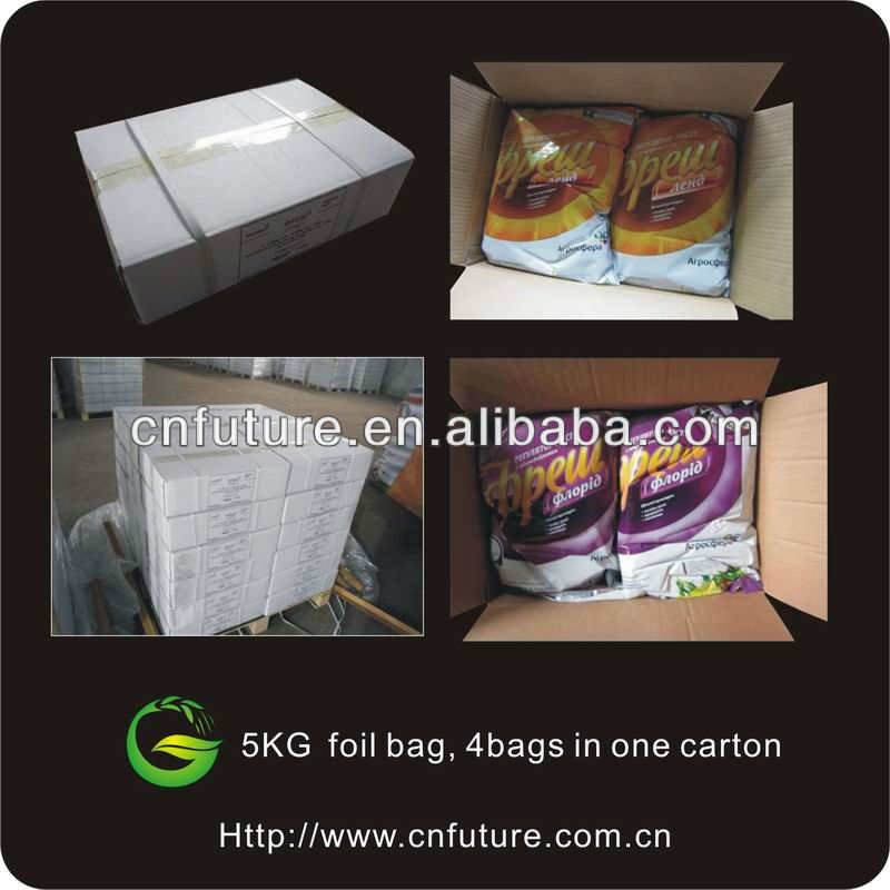 Water Soluble EDDHA Iron Fertilizer for Agriculture