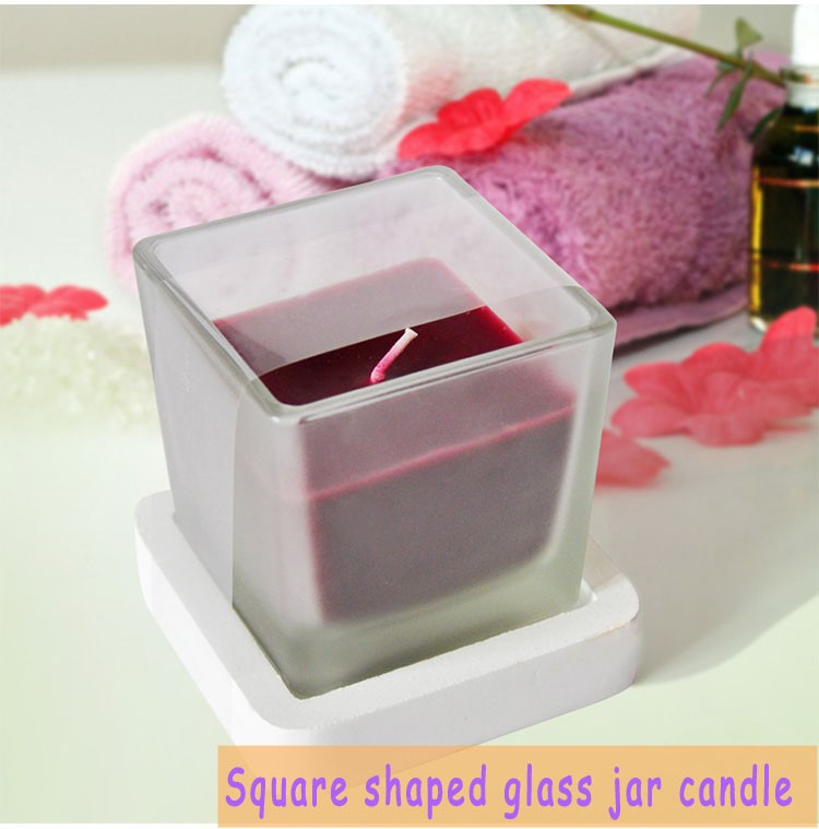 Scented Glass and Jar Candle