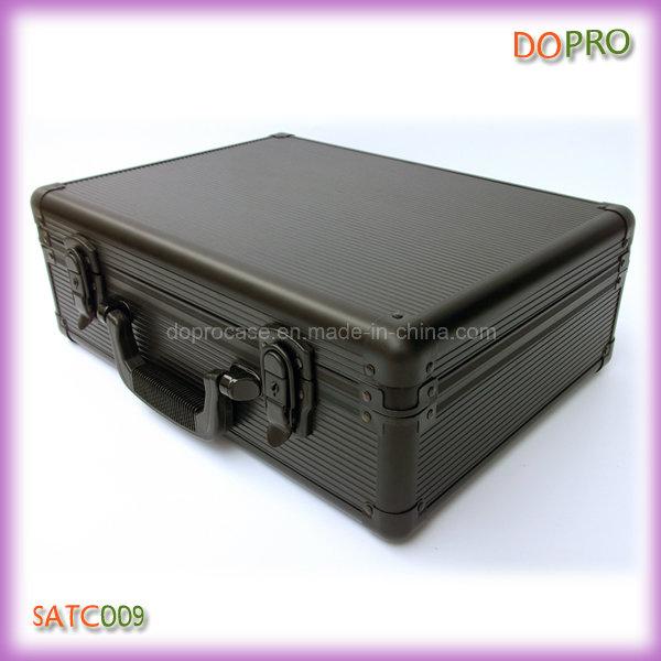 High Quality Durable Aluminum Tools Travel Case (SATC009)