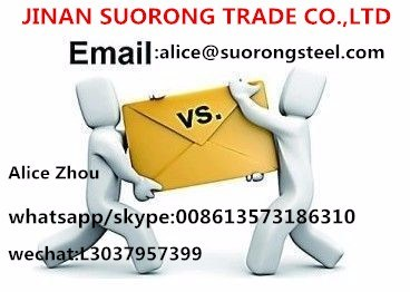 Customized Factory Price Galvanized Channel Steel