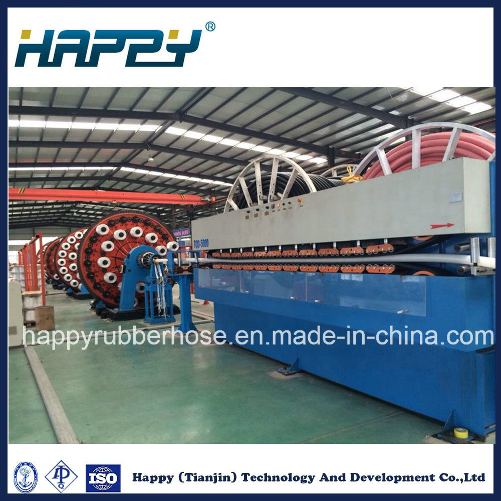 Suction & Discharge Hydraulic Rubber Oil Hose