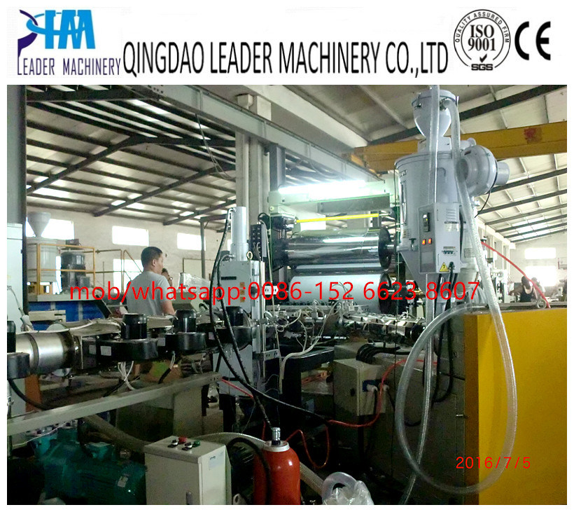 GPPS/PS Diffusion Panel/Diffuser Plate Machinery