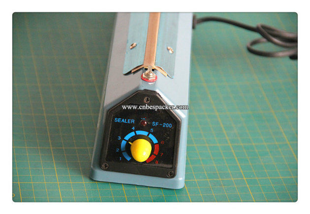 Portable Plastic Hand Packing Aluminum Foil Sealing Machine