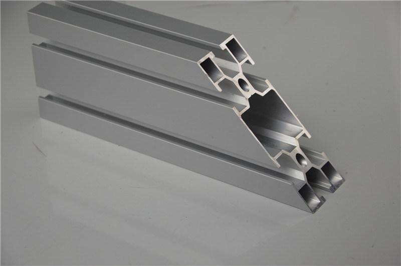 Machining Aluminum Extrusion Profile, Aluminium
