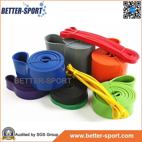 Exercise Resistance Stretch Latex Band