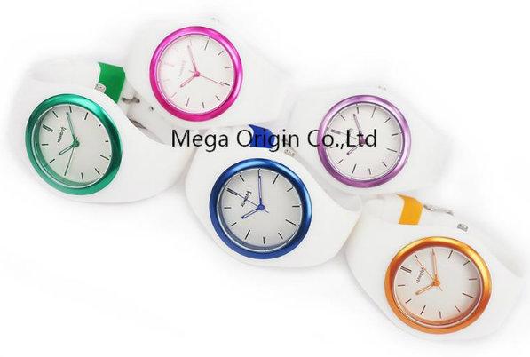 Custom Made Silicone Wrist Watch