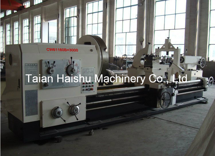 Engine Lathe Cw61125b Manual Lathe Machine