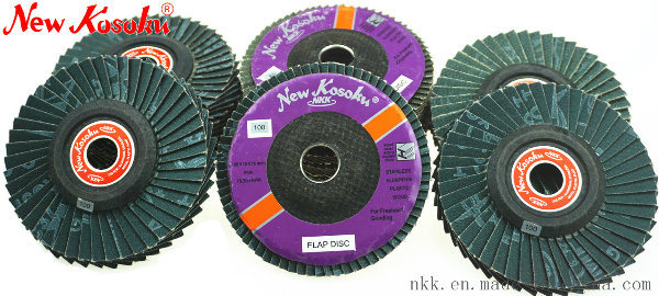 Abrasive Metal Flap Disc and Grinding Disc for Stainless Steel