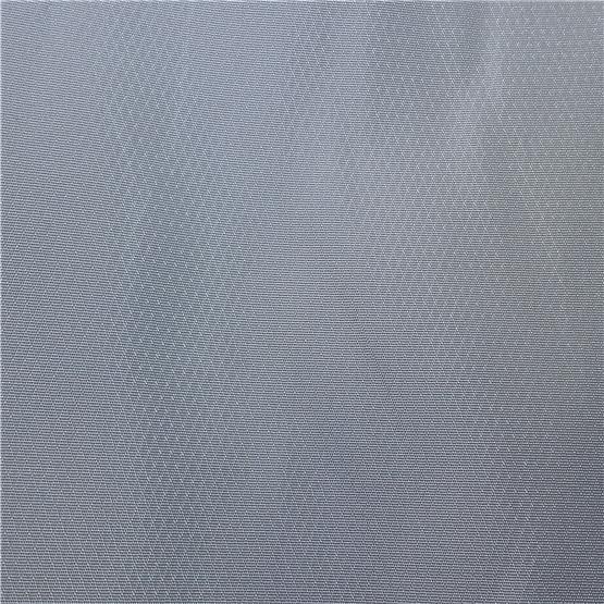 Water & Wind-Resistant Anti-Static Outdoor Sportswear Woven 100% Diamond Jacquard Polyester Fabric Grey Fabric Grey Cloth (53033)
