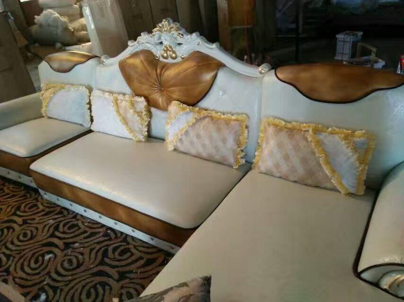 Europe Style New Model Fabric Sofa (Y1001)