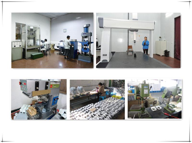 Mechanical CNC Machining Part by Aluminum Materials