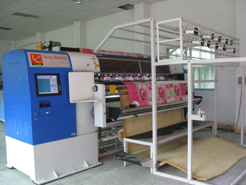 Yuixng Quilter/ Mattress Quilting Machine Multi-Needle