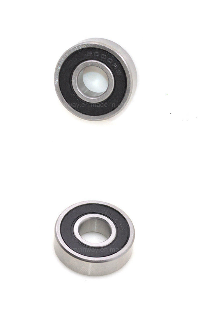 Ww-1102 High Performance 6000RS 10 X 26 X 8mm Deep Groove Ball Bearings
