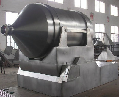 Heavy Duty Mixer Machine for Dry Powder and Granules