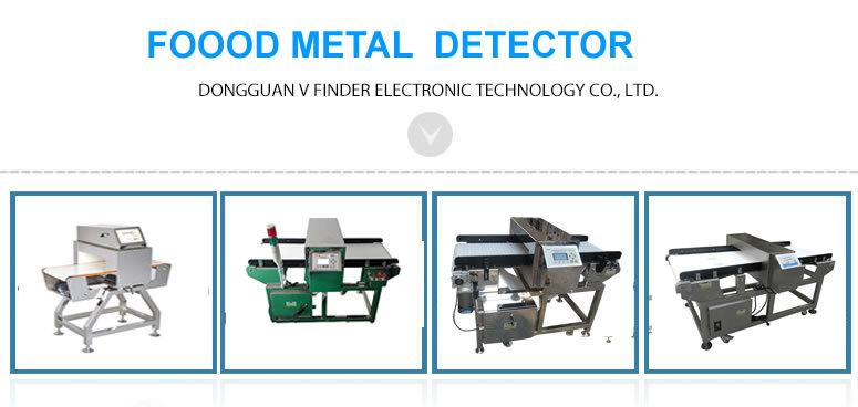 Hot Sale Full Touch Screen Digital Food Industry Metal Detector