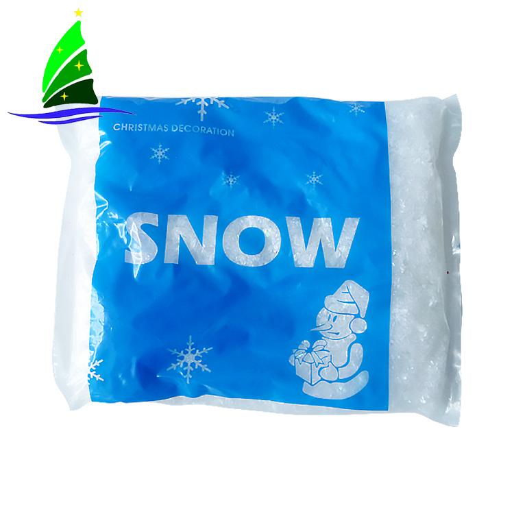 Artificial Snow Ornament