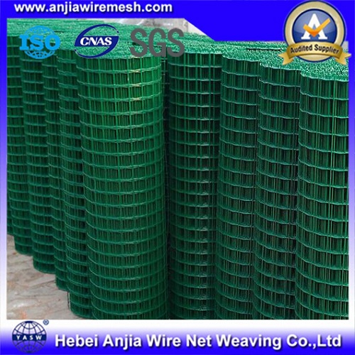PVC Coated Holland Wire Mesh Euro Fence Highway Fence