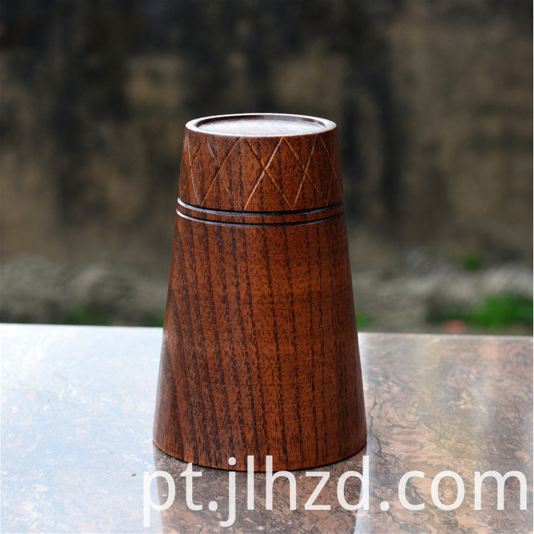Wooden Coffee Cup