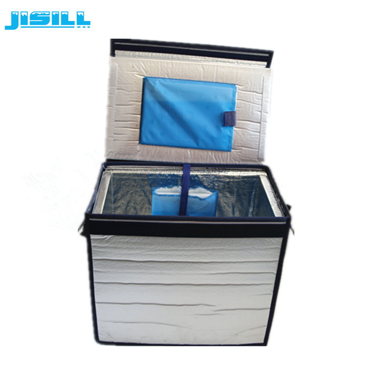 foldable cooler box