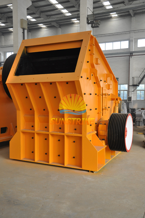 Impact Crusher for Stone Crushing Used in Mining Industry