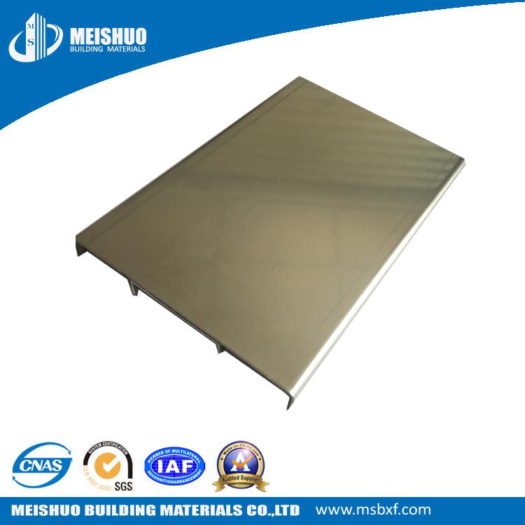 Long Lifetime Durable Stainless Steel Skirting for Decoration