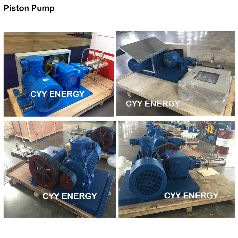 Medium Pressure and Argon Large Flow Nitrogen Oxygen Vacuum Piston Pump