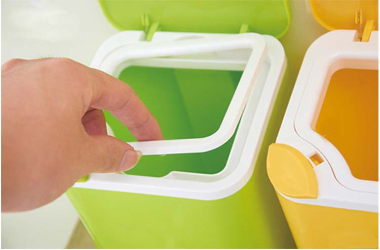 Manufacture Cheap Household Professional Dustbin Waste Container