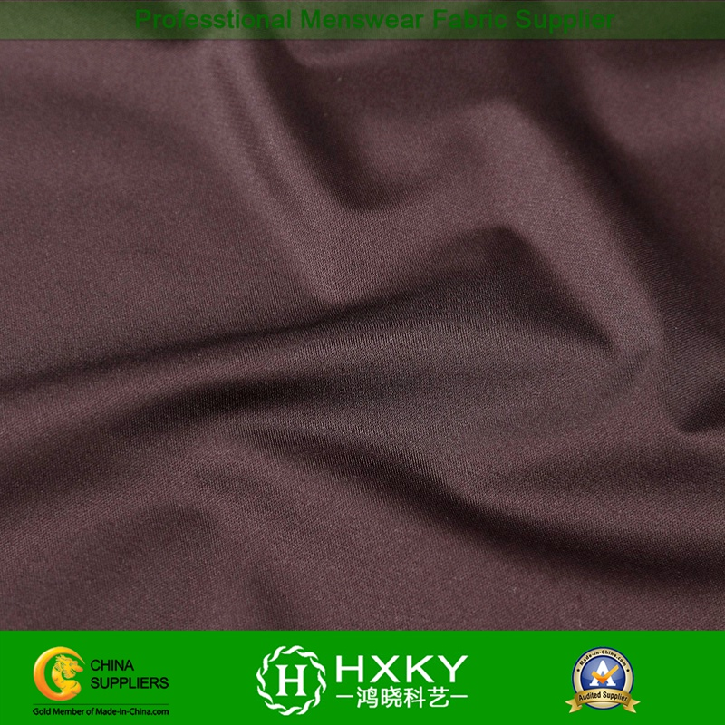 Polyester Imitation Memory Fabric for Men's Jacket