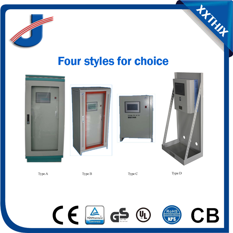 Management Control Industrial Battery Charger