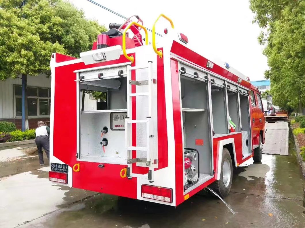 Dongfeng 6X4 210HP Fire Fighting Truck for Sale